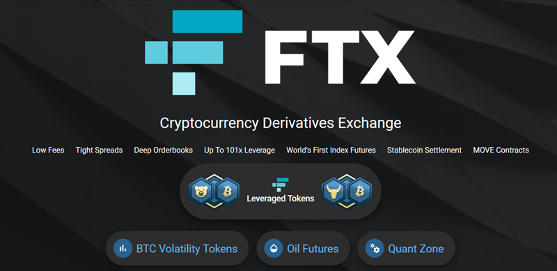 FTX Exchange Review: Cryptocurrency Derivatives Exchange