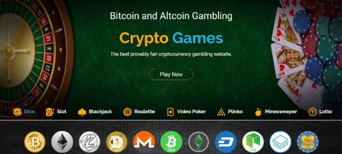 CryptoGames Review: An Online Crypto Casino